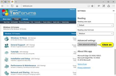 Show Cortana Web Search Results In Microsoft Edge Or Internet Explorer  Windows 10 Tutorials
