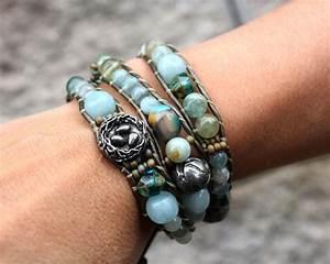 Sparkly Ladies   Wrap Bracelet Tutorial