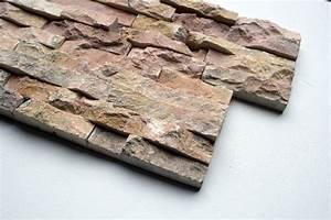 Verblender Kunststoff Außen : ber ideen zu naturstein riemchen auf pinterest ~ Michelbontemps.com Haus und Dekorationen