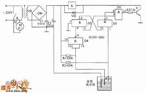 liquid level switch diagram timer diagram wiring diagram With water activated relay