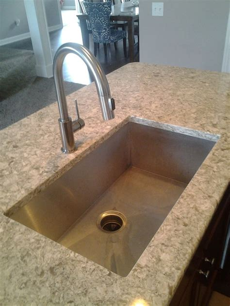 quartz countertop with undermount sink kitchen sink stainless steel undermount sink cambria
