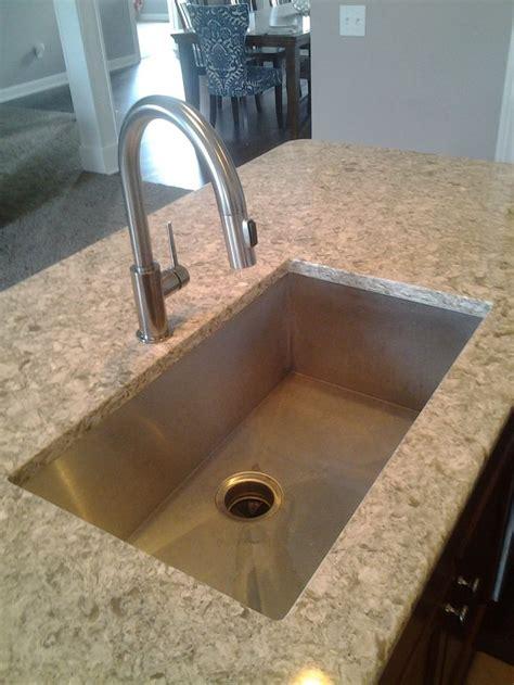 kitchen sink stainless steel undermount sink cambria