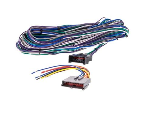 Metra Turbowires Ford Premium Audio Systems Wiring