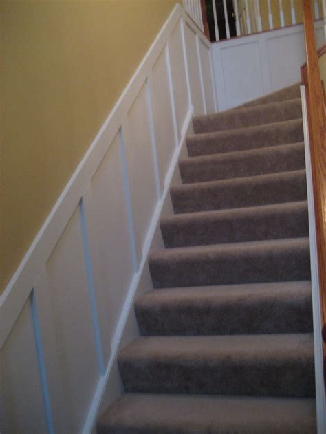 wainscoting    stairs google search