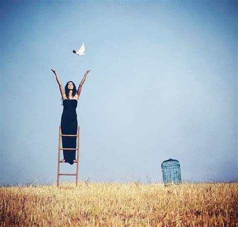 20张表达自由感觉的摄影照片 清新温暖的小事 电影