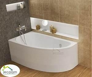 Acryl Badewanne Reinigen : badewanne wanne eckbadewanne acryl 140 x 70 cm sch rze ~ Lizthompson.info Haus und Dekorationen