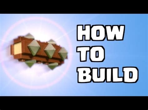 Lego Clash Royale How To Build The Log! Youtube