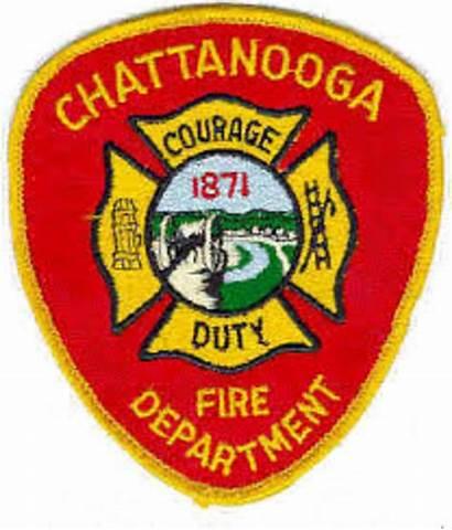 Chattanooga Fire Tn Department Dept Callers Hanging