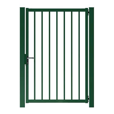 portillon de jardin barreaud 233 vert jardiplus pour cl 244 tue
