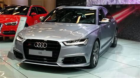 2018 Audi A6 Avant C7 Pictures Information And Specs