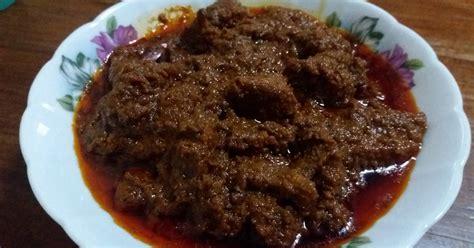 resep rendang daging sapi oleh sufiyah zainuddin cookpad