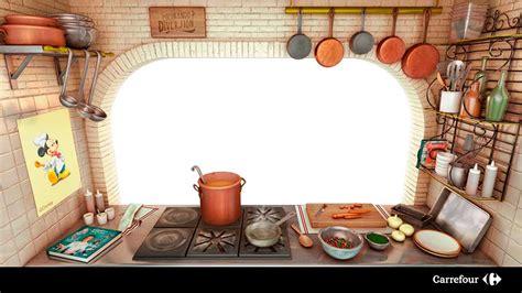 ratatouille cuisine la technologie kinect dans la cuisine de ratatouille