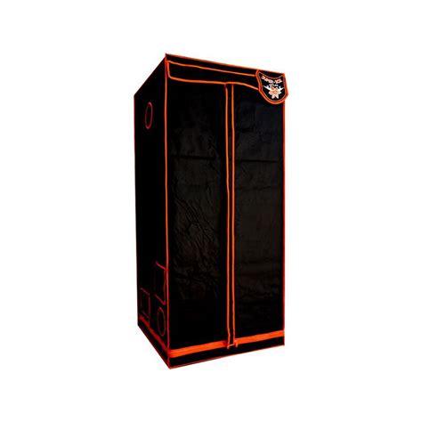 chambre de culture 80x80x180 superbox chambre de culture mylar 80 v 2 80x80x180 cm