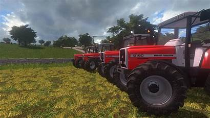 Massey Ferguson Fs17 Mod Series 61xx Tractor