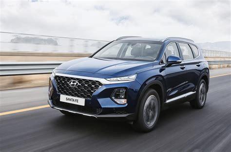 Santa Hyundai by 2019 Hyundai Santa Fe Two And Three Row Crossover Is