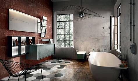 decoration salle de bain industrielle