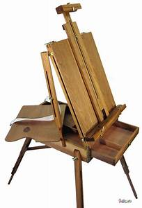 an artist easel Rooms To Create In (& Storage!) Pinterest