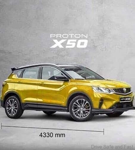 proton  amazing social media hype   car