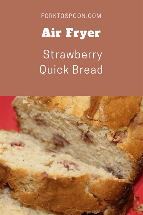 air fried bread fryer strawberry quick
