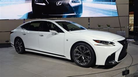 lexus ls   sport price release date review