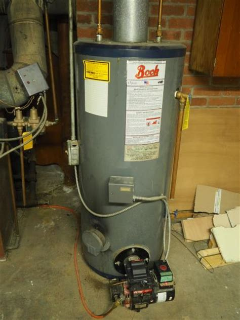 Bock Hot Water Heater Not Firing Up Doityourselfcom