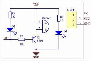Lesson 10 Buzzer Module