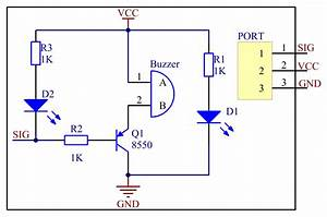 Buzzer Wiring Diagram