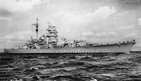 Navi da guerra | Bismarck 1939 incrociatore in navigazione ...