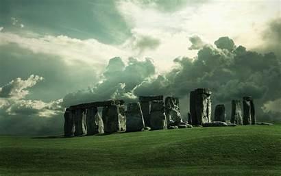 Historical Places Stonehenge Ten Located