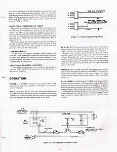 Bogen Gs3 100 I Have A Problem With The Unit That Is Difficult To Find Without A Schematic  The