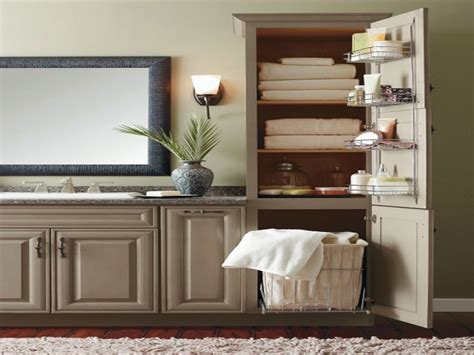 Free Standing Bathroom Storage Cabinets, Bathroom Linen