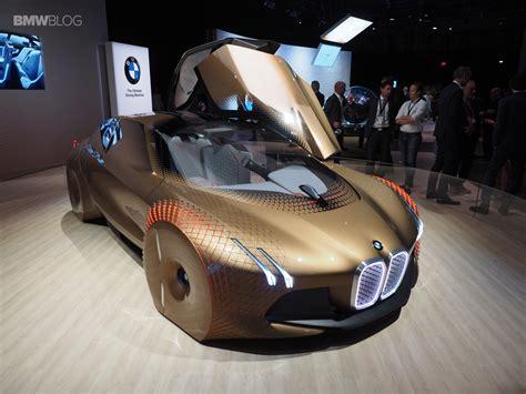 bmw concept cars  bmw vision