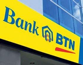 lowongan kerja bank btn bekasi terbaru mulai bulan maret
