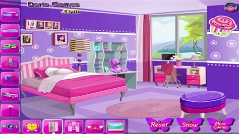 Decorate Room Games Barbie