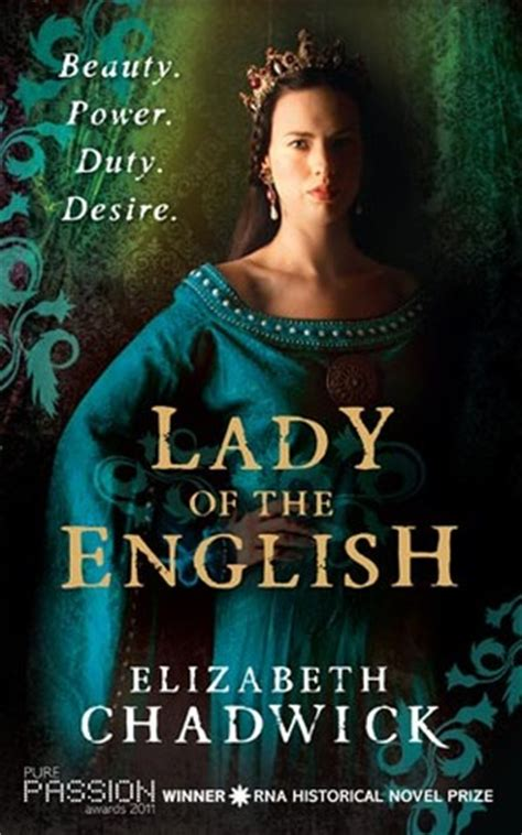 Lady Of The English By Elizabeth Chadwick Reviews