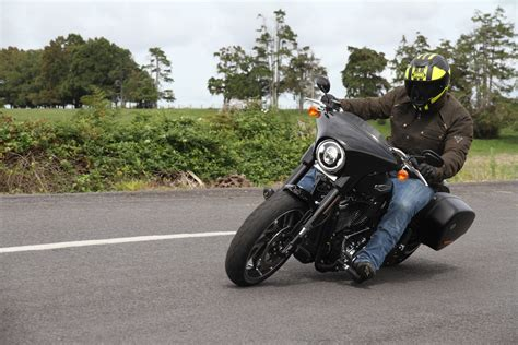Review Harley Davidson Sport Glide by Harley Davidson Sport Glide Review Bike Rider