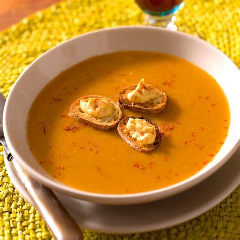 recettes de cuisine antillaise soupe de poissons de méditerranée facile recette sur