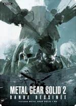 Metal Gear Solid 2: Bande Dessinee - Characters/Actors ...