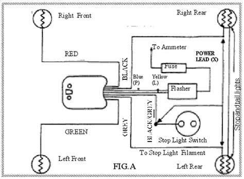 Having Trouble With Signal Stat Turn Switch Ford