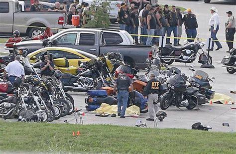 Nine Dead After Biker Gang Shootout In Waco, Texas