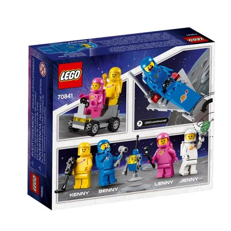 lego   benny space squad