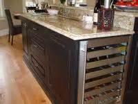 wine cooler in kitchen island 17 best images about kitchen island remodel wine fridge 1908