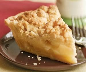 Ginger Apple Crumb Pie - Recipe - FineCooking