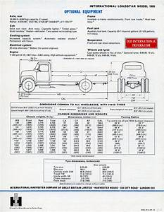 Old International Ads From The Loadstar  U2022 Old International Truck Parts