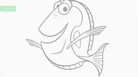 Top 20 Free Printable Finding Nemo Coloring Pages