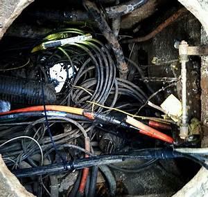 Inside An Nyc Manhole