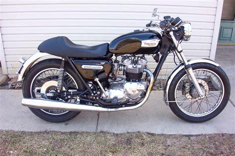 For Sale 78 Triumph Bonneville 750