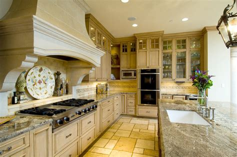 tuscan style kitchen cabinets tuscan style kitchen 6407