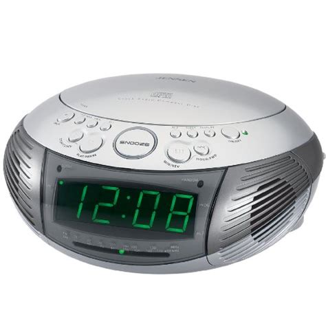 Radiowecker Mit Cd Spieler by Radio Alarm Clocks With Cd Player Infobarrel