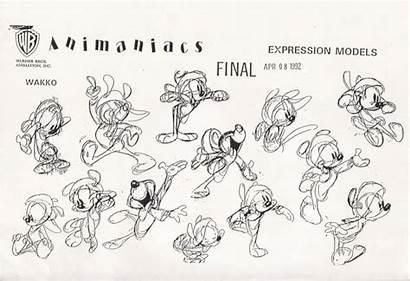 Animaniacs Wakko Sheet Sheets Deviantart Cartoon Poses